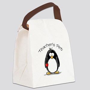 TeachersPet Canvas Lunch Bag