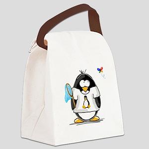 linuxvswindows Canvas Lunch Bag