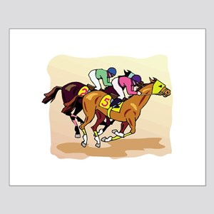THOROUGHBRED Small Poster