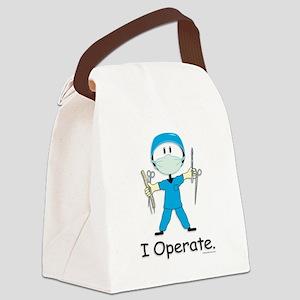 Surgeon Canvas Lunch Bag