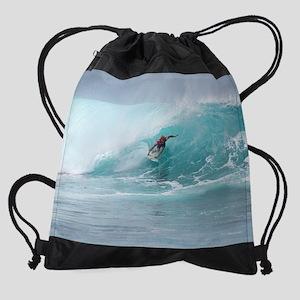 4.John Florence (sm) 123112149 Drawstring Bag