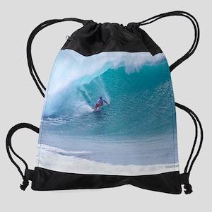 7.Bruce Irons (sm) 013112138 Drawstring Bag