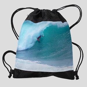 9.Bruce Irons (sm) 013112139 Drawstring Bag