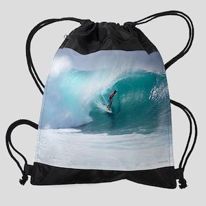 12.Joan Duru (sm) 013112155 Drawstring Bag