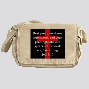 Joel 3-10 Messenger Bag