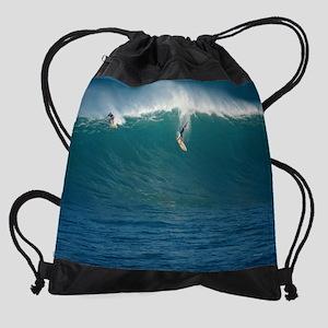 Waimea Bay Drawstring Bag