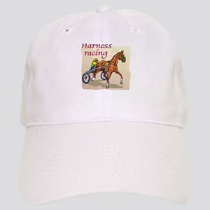 HARNESS RACING Cap