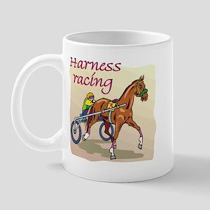 HARNESS RACING Mug