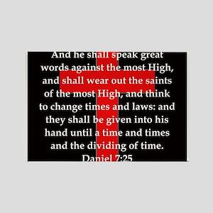 Daniel 7-25 Magnets