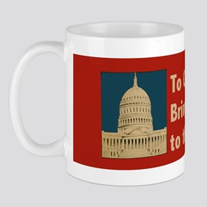 Congressional Honor 11 oz Ceramic Mug
