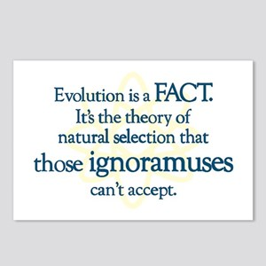 Evolution is a FACT Postcards (Package of 8)