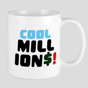 COOL MILLIONS! Small Mug