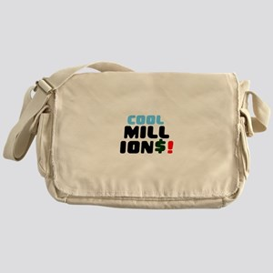 COOL MILLIONS! Messenger Bag