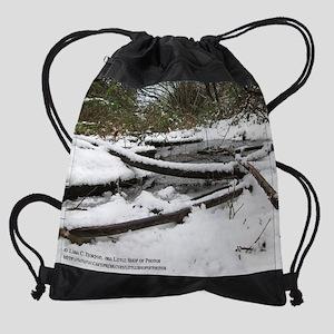 January Drawstring Bag