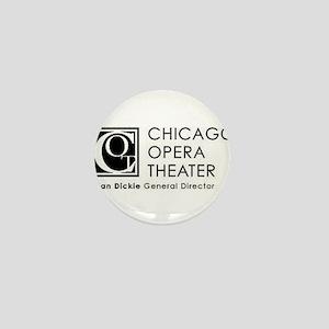 Chicago Opera Theater Mini Button