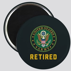 US Army Retired Magnet