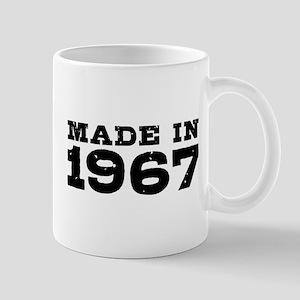 Made In 1967 Mug