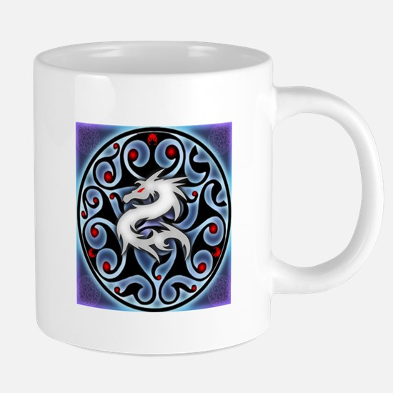 Fierce Dragon Mugs