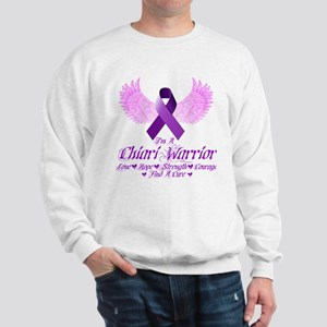 I'm A Chiari Warrior Sweatshirt