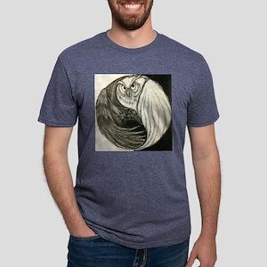 Unbroken Circle Mens Tri-blend T-Shirt