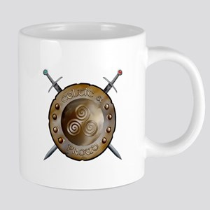 Shield and swords Mugs