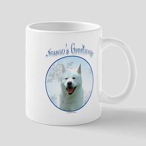 Akita Season Mug