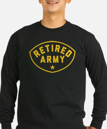 Retired Army T