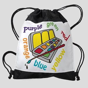 Colors Drawstring Bag