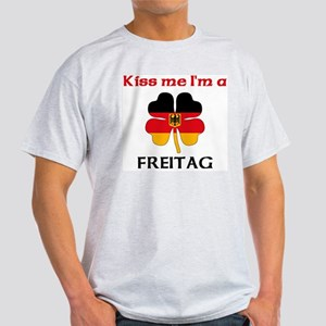 Freitag Family Ash Grey T-Shirt