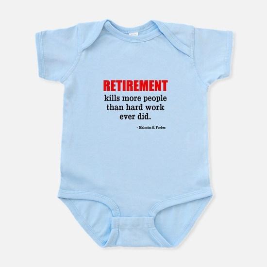 Retirement Body Suit