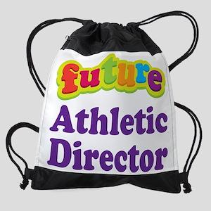 Future Athletic Director Drawstring Bag