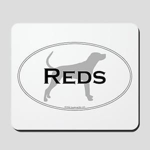 Reds Mousepad