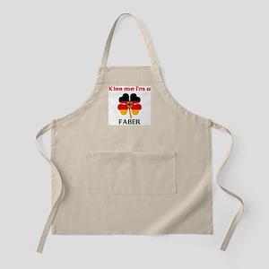 Faber Family BBQ Apron
