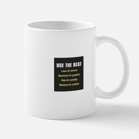 Computer Geeky Mug