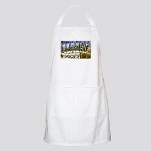 Alaska Greetings BBQ Apron