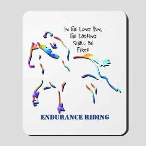 Endurance Riding Mousepad