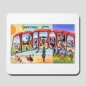 Arizona Greetings Mousepad