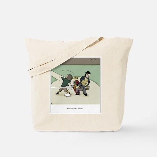 Cute Three musicians Tote Bag
