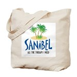 Sanibel Therapy Tote or Beach Bag