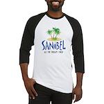 Sanibel Therapy Baseball Jersey