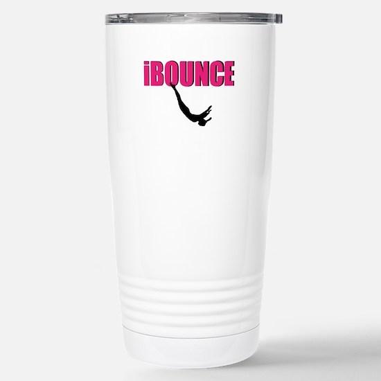 Trampoline Sport Travel Mug