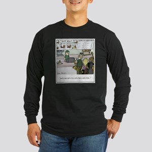 One Two Three Four Long Sleeve T-Shirt
