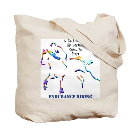 Endurance Riding Tote Bag