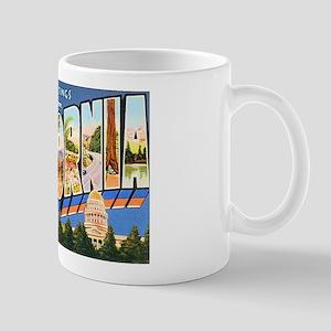 California Greetings Mug