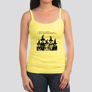 Wicked Witches 101 Jr. Spaghetti Tank