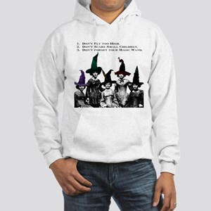 Wicked Witches 101 Hooded Sweatshirt