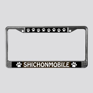 Shichonmobile License Plate Frame