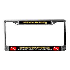 I'd Rather Be Diving, Special Frame