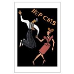 Large Poster Hepcats