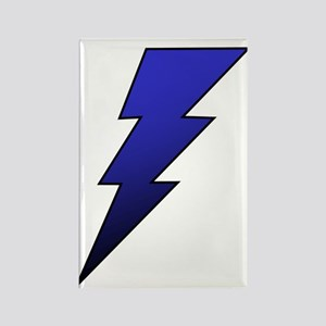 The Lightning Bolt 4 Shop Rectangle Magnet